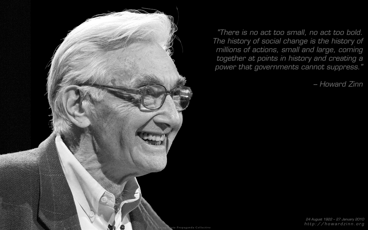 howard zinn radical eyes for equity meditating on teacher unions and tenure post vergara