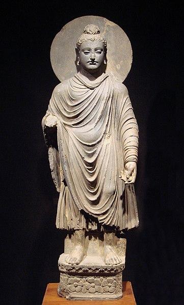 361px-Gandhara_Buddha_(tnm)