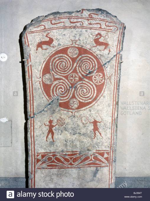 viking-memorial-picture-stone-from-martebo-gotland-sweden-5th-century-BJ394T